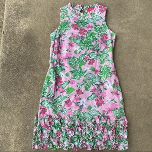 Lilly Pulitzer Jubilee Lovell Tiger Lily Dress